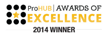 2014-prohub award winner
