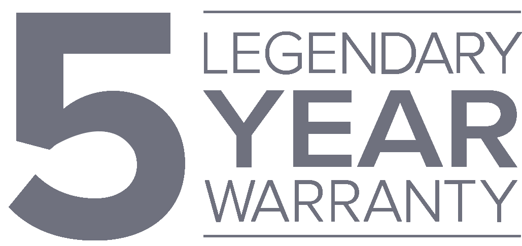 5years warranty image