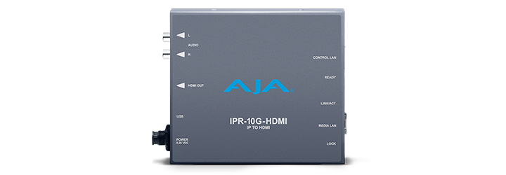 ipr 10g hdmi whats new