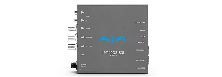 ipt 10g2 sdi whats new
